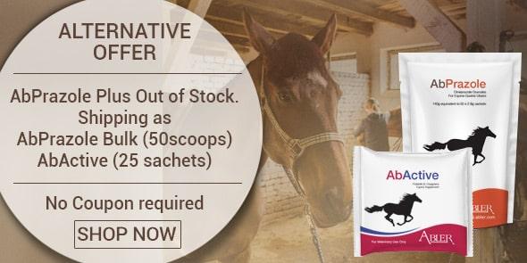 AbPrazole Plus Bulk Out of Stock