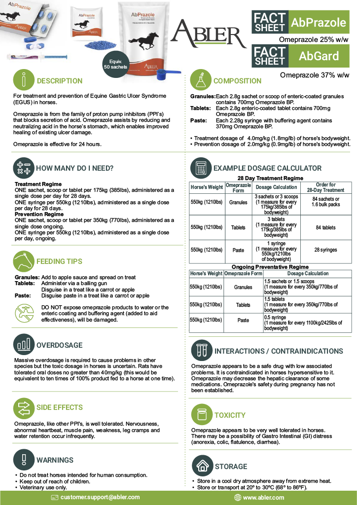 AbGard Fact Sheet